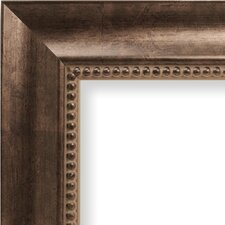 "2.13 "" Wide Smooth Ornate Picture Frame"
