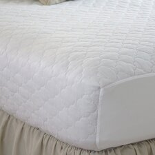 Restful Nights Cotton Blend Mattress Pad