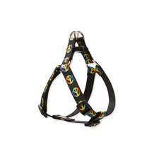 "Woof Stock 3/4"" Adjustable Dog Step-In Harness"