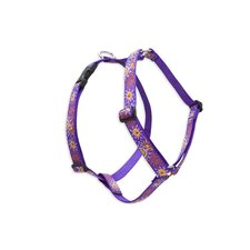 "Sunny Days 1"" Adjustable Dog Roman Harness"