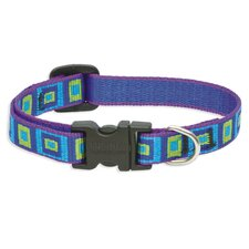 "Sea Glass 1/2"" Adjustable Dog Collar"