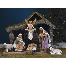 "18"" Scale Holy Family Figurines Set"