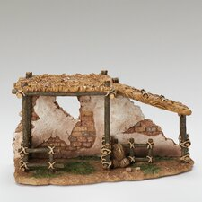 Animal Corral for Nativity Figurine