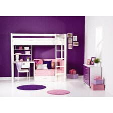 Trendy Girl High sleeper Bedroom Set