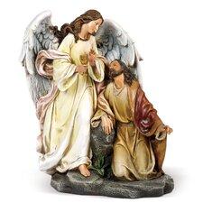Jesus at Gethsemane Figurine