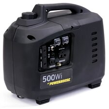 500 Watt Gas Inverter Generator