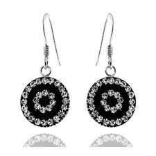 Ferido Crystal Drop Earrings