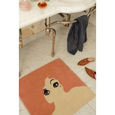 <strong>Twinkle Living</strong> Glamour Girl Novelty Rug