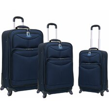 Ford Focus Series 3 Piece Expandable Luggage Set