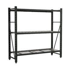 "Pro HD 72"" H x 3 Shelf Shelving Unit Starter"