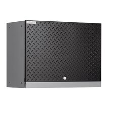 "Diamond Plate Performance Series 18"" H x 24"" W x 12"" D Wall Cabinet"
