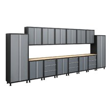 Bold Series 17pc Cabinet Set
