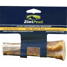 Deer Shank Bone Half Dog Treat