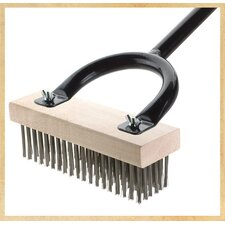 <strong>Texas Brush</strong> Horseshoe Grill Brush