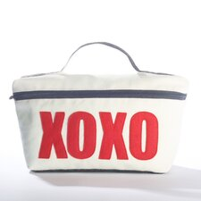 """Xoxo"" Travel Bag"