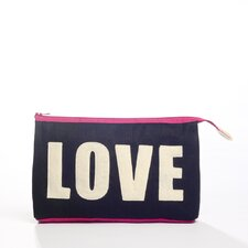 """Love"" Makeup Case"