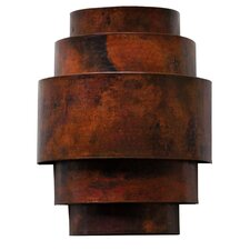 <strong>Jezebel Gallery</strong> Radiance Tribal 2 Light Wall Sconce