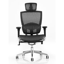 Alpha Odense High-Back Mesh Executive Chair