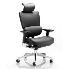 <strong>Maestro</strong> Alpha Odense High-Back Leather Executive Chair
