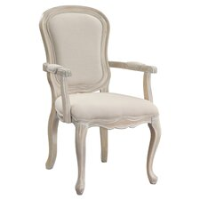 Accent Arm Chair in Ivory