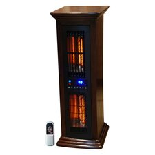 Air Commander Ionizer Air System Cooling Fan in Brown