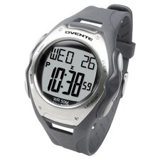 Ovente BHS8000 Heart Rate Monitor in Grey