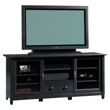 """Edge Water 58"""" TV Stand in Black"""
