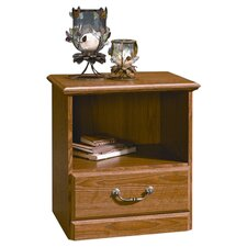 Orchard Hills 1 Drawer Nightstand in Carolina Oak