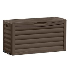 Bennington Delano Deck Storage Box in Chocolate