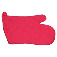 Oven Mitt in Crimson