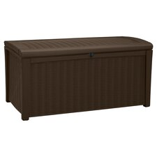 Borneo Deck Storage Box in Brown