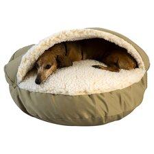 Snoozer Domino Pet Bed in Khaki