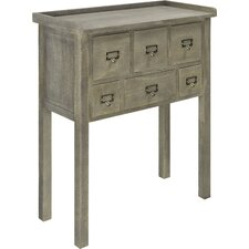 Accent Table in Gray