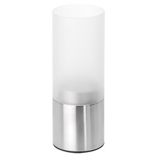 Faro Frosted Glass Hurricane