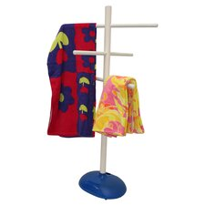 Poolside Towel Tree in Beige