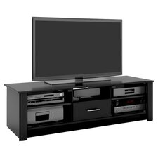 "Bromley 60"" TV Stand in Midnight Black"