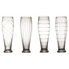 Medallion Pilsner Glass