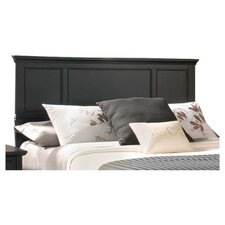Bedford King Headboard in Ebony