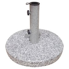 Umbrella Base in Light Granite