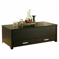 Voss Coffee Table in Dark Espresso