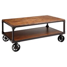 Holly Coffee Table in Brown