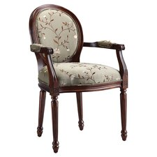 Antoinette Arm Chair in Walnut