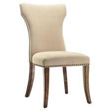 Auckland Side Chair in Beige