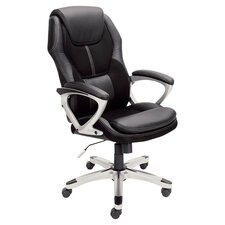 Serta Kennedy Office Chair in Black