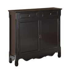 Homer Console Chest in Black