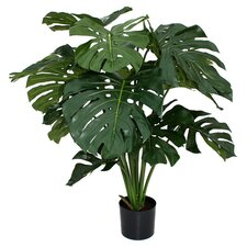 Artificial Giant Monstera Floor Plant