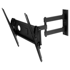 Flat Panel TV Wall Mount in Black