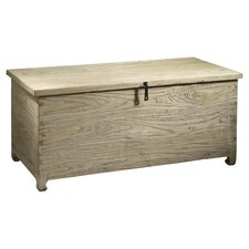 Chinese Country Furniture Blanket Chest in Natural