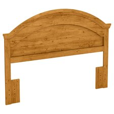 Cabana Full/Queen Headboard in Pine