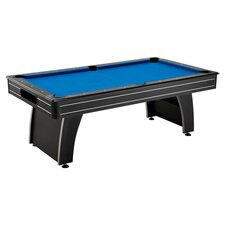 Tucson Billiard Table in Blue
